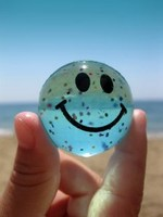 smiley-plage